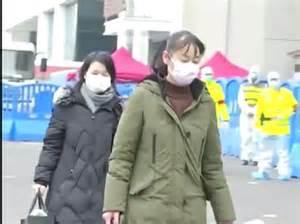 st batch  covid  patients walk   hospitals