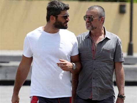 george michael s lover fadi fawaz cleared over singer s george michael s lover banned from singer s funeral