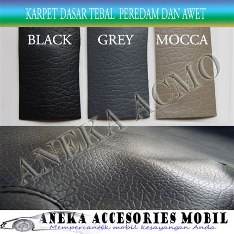 Karpet Mobil Xenia jual beli karpet dasar lantai tebal peredam daihatsu