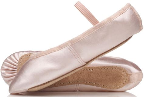 10 Best Ballet Shoes by Toddler Infant Ballet Shoes Satin Pumps Pink Bridesmaid
