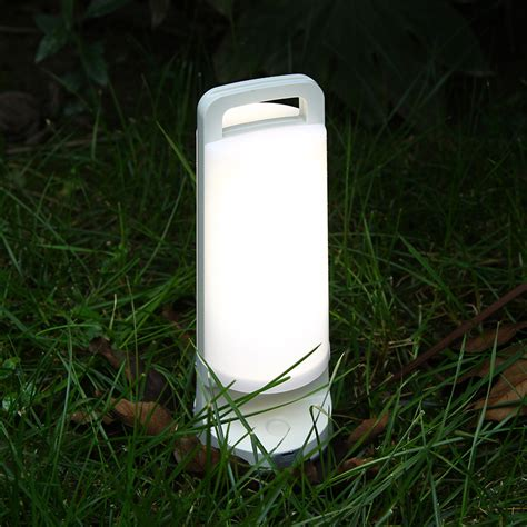 Led Solar L Rechargeable Waterproof Outdoor Emergency Outdoor Temporary Lighting