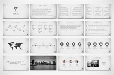 Minimalist Powerpoint Templates 15 Minimal Powerpoint Templates Design Shack Template Briski Info Minimalist Powerpoint Template Free