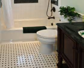 36 black and white shower tile ideas and 36 black and white vinyl bathroom floor tiles ideas and pictures