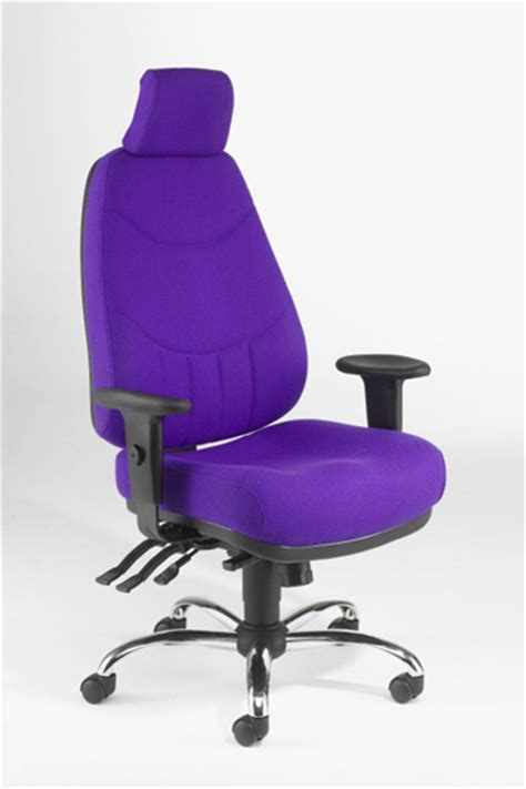 stuhl lila office chair purple