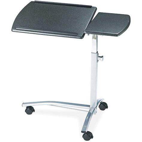 laptop table desk laptop desk on wheels whitevan