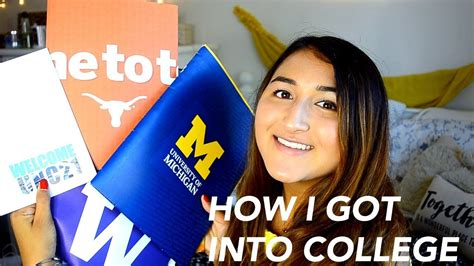 How To Get Into Ross Mba by How I Got Into The Of Michigan Ross School Of