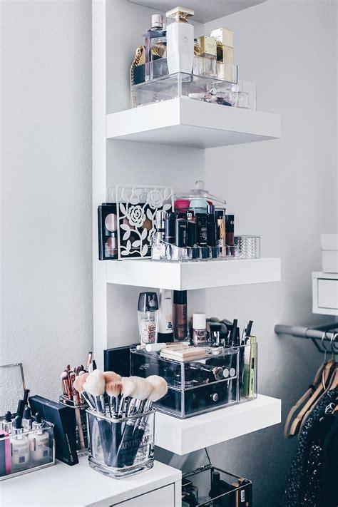 Spiegelschrank Organizer by Meine Neue Schminkecke Inklusive Praktischer