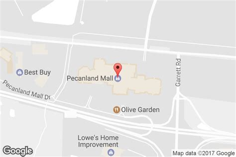Ggp Gift Card Locations - mall hours address directions pecanland mall