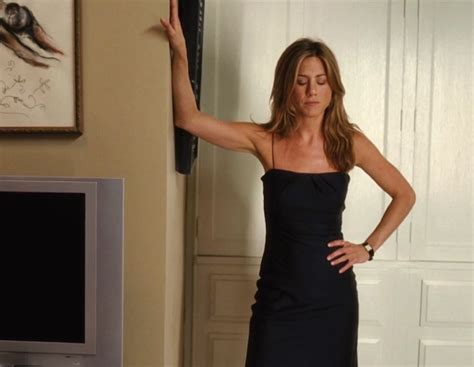 Aniston Slip From The Breakup by The Up The Wardrobe Feather Factor