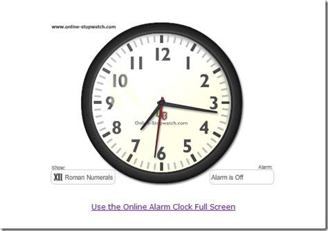 online clock the best online alarm clock websites