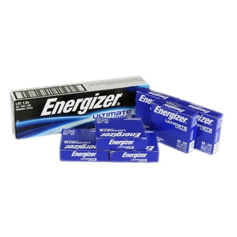 Energizer L by Energizer Aa Ultimate Lithium Bulk 24 Pack L91