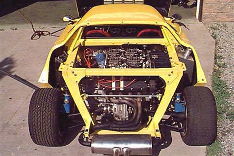 Lancia Stratos Kit Car Australia Yellow Sports Cars Mr2 Australia