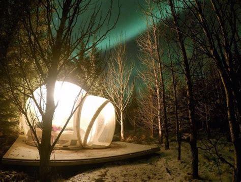 iceland northern lights igloo hotel sleep beneath the northern lights in this unique iceland