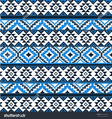 ethnic pattern svg ethnic pattern stock vector 145432861 shutterstock