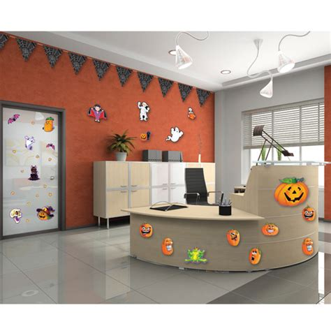 printable halloween decorations office halloween office decorating kit