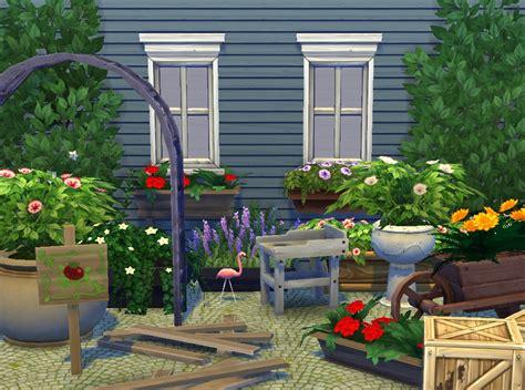 Garden Stuff Totally Sims 4 Updates Liberated Garden Stuff