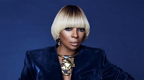 J Blige Album In Stores Today by J Blige Talks Mudbound And Messing Up In Front Of