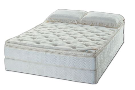 Pillow Top Waterbed Mattress by Pillowtop Softside Waterbed Mattress With Free