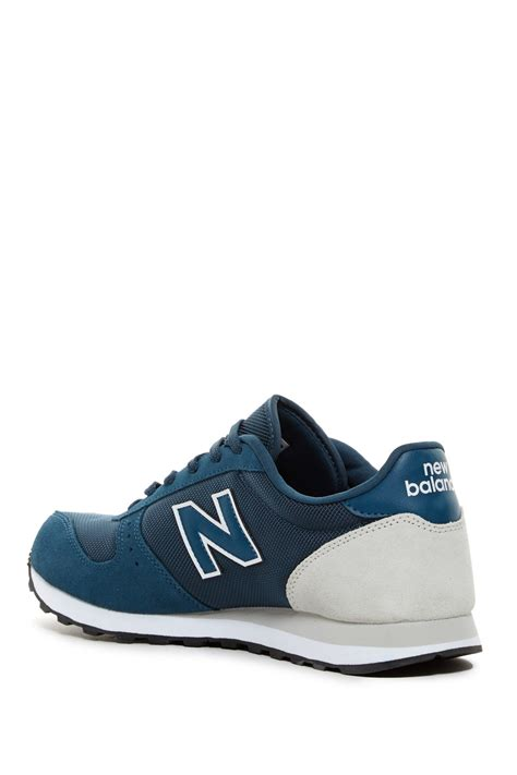 311 Sneakers New Balance lyst new balance 311 classics sneaker in blue for