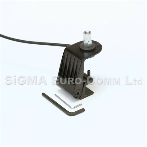 sigma 3 8 gutter mount cb radio aerial antenna for land rover tractor or 4x4 use ebay