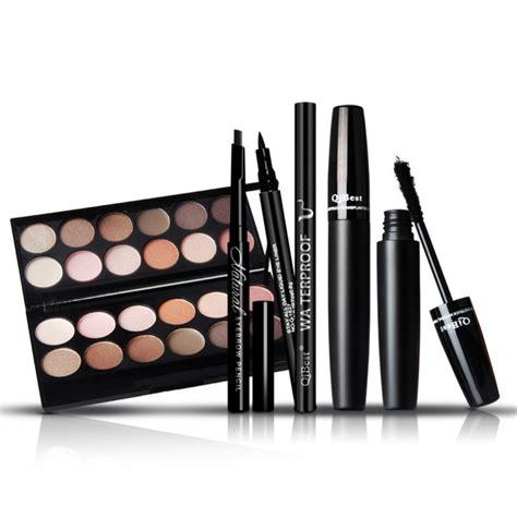 1 Set Makeup Makeover professional brand makeup sets 12colors eye shadow black
