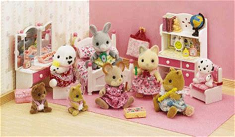 100 kids bedroom girls bedroom sets sylvanian families calico critters furniture calico critters