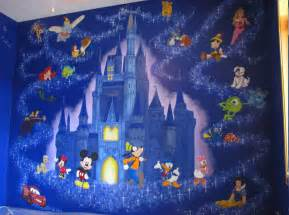 disney murals wall disney mural contemporary minneapolis by walls of