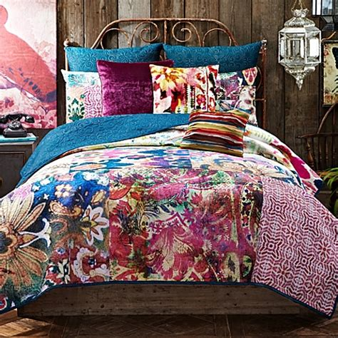 tracy porter bedding buy tracy porter 174 poetic wanderlust 174 leandre reversible twin quilt from bed bath