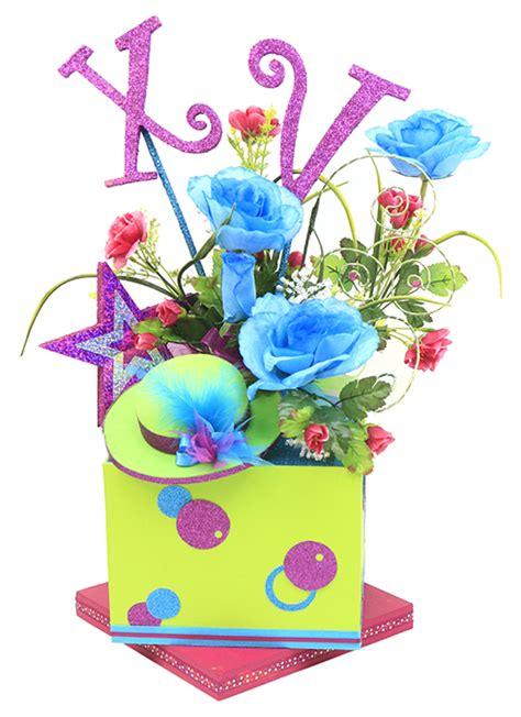 arreglos de flores para 15 aos arreglo de flores para xv a 241 os centro de mesa para fiesta