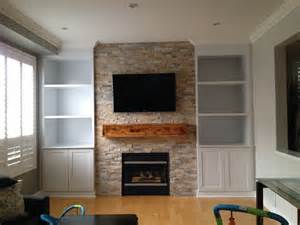 shelves for fireplace built in fireplace living room shelves with white wooden