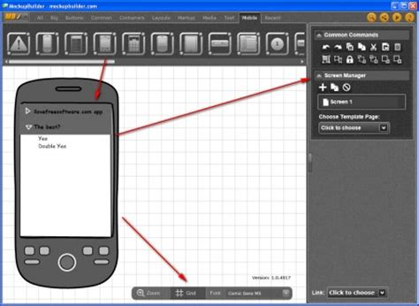 android app creator mockup creator to create website designs mockup builder