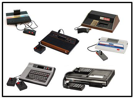 Livingroom Brooklyn retro gaming the 70s amp 80s the internet archive console