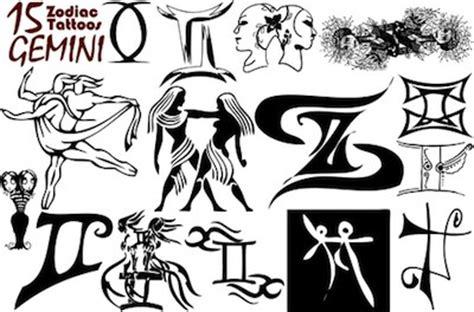 animal zodiac tattoo pics for gt gemini zodiac sign animal