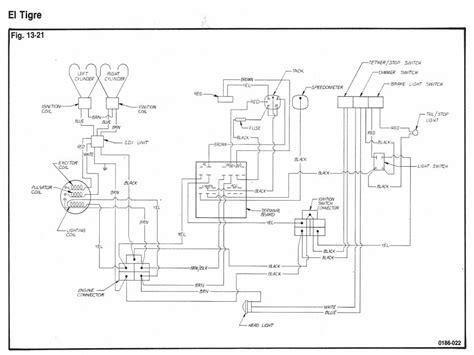 wiring for kill switch 1973 el tigre