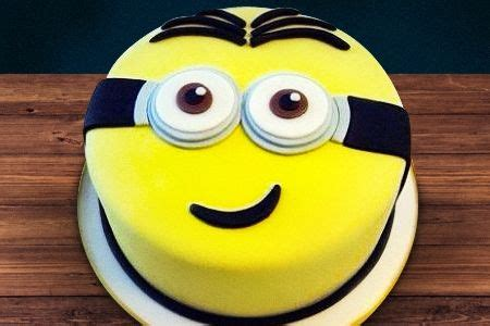 Pie Minion By Supplier Batam nuevas tendencias en decoraci 243 n de tortas tortas con