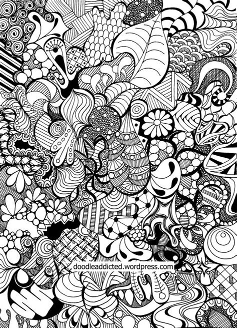 Sketches And Doodles by Tangled Doodle In Time Lapse Drawing Doodles