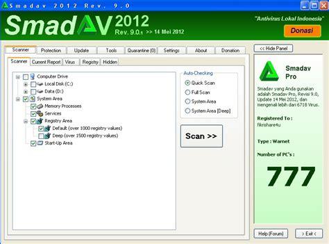 Clicker Lokal Made In Indonesia Version Software Driver Smadav Pro V 9