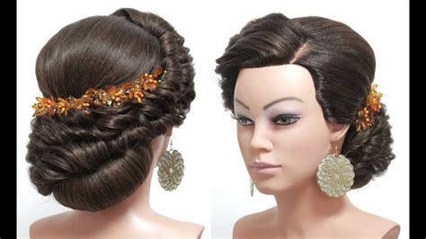 wedding updos for hair step by step bridal hairstyle for hair tutorial wedding updo step