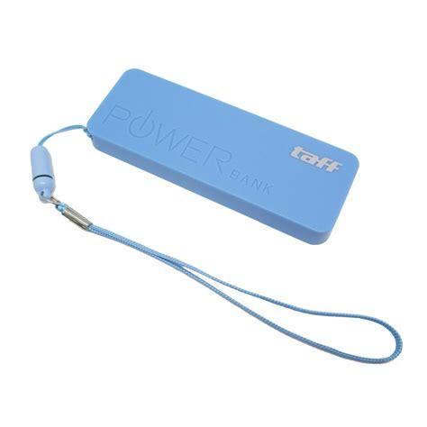 Power Bank Taff taff power bank mini 3000mah baby blue jakartanotebook