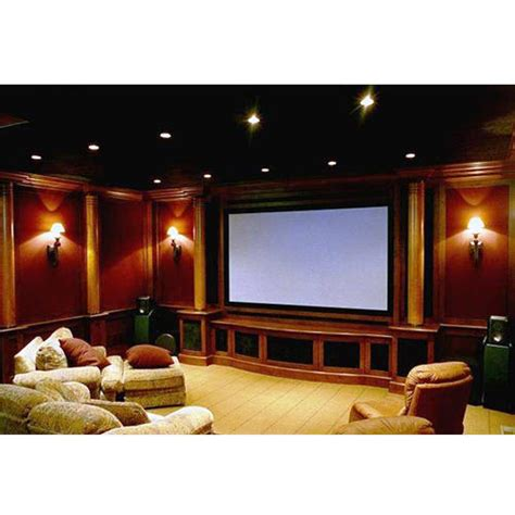 home theater projector  view