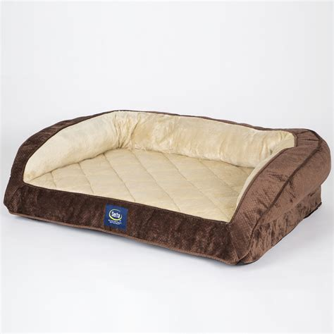 pet beds serta couch dog bed serta pet beds