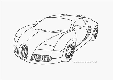 cool car coloring pages for boys bugatti veyron page