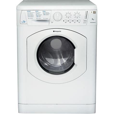 hotpoint aquarius wdl 754p washer dryer white hotpoint uk