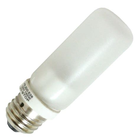 safety coated light bulbs general 553478 150t10q f stc 120v teflon safety tubular