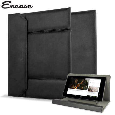 encase faux leather universal    tablet stand case