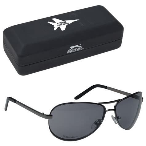 4imprint slazenger pilot sunglasses 126007 imprinted