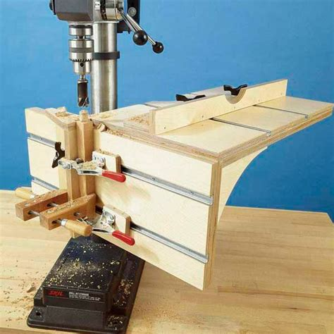 diy drill press table plans woodworking projects plans