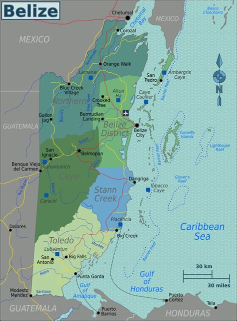 tourist map of belize 25 best ideas about map of belize on belize