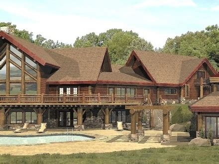 large log cabin big log cabins large log cabin home floor plans log