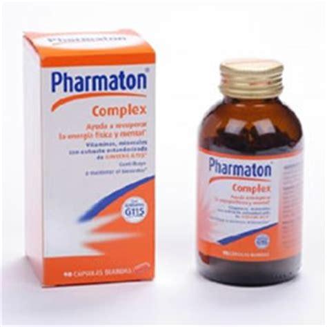 Vitamin Pharmaton Pharmaton Complex Capsules Free Shipping Paypal Accepted